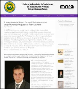 Acupuntura em Portugal